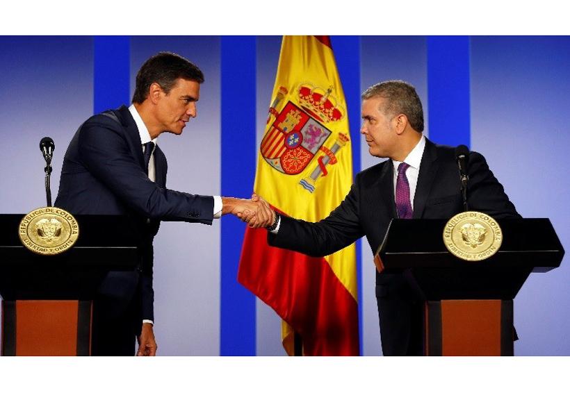 España ofrece su apoyo para facilitar diálogo entre el Gobierno de Colombia y el ELN | El Imparcial de Oaxaca