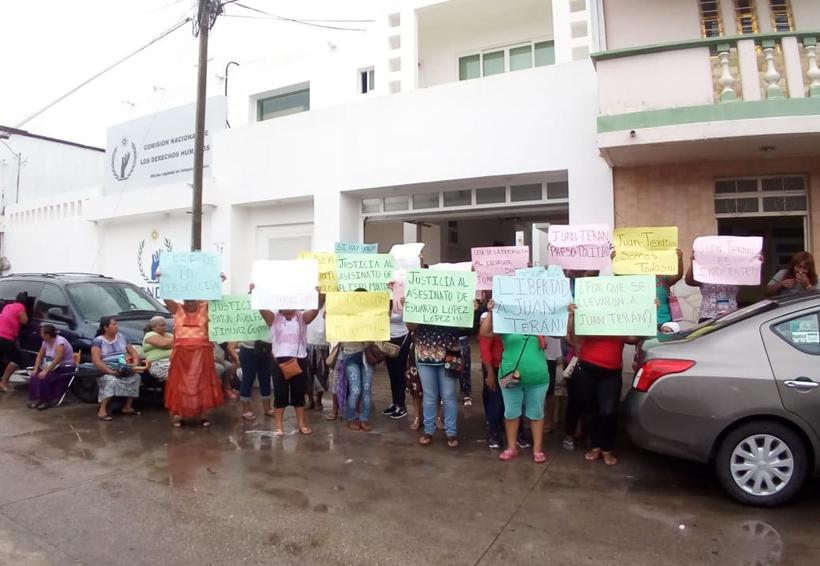 Claman justicia por  muerte de Pamela Terán   El Imparcial de Oaxaca