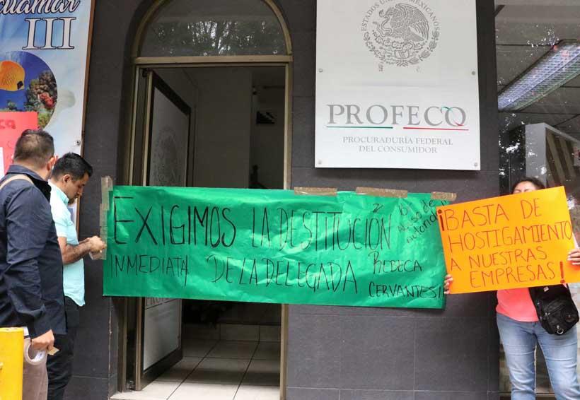 Comerciantes de Oaxaca piden salida de  la delegada estatal de Profeco | El Imparcial de Oaxaca