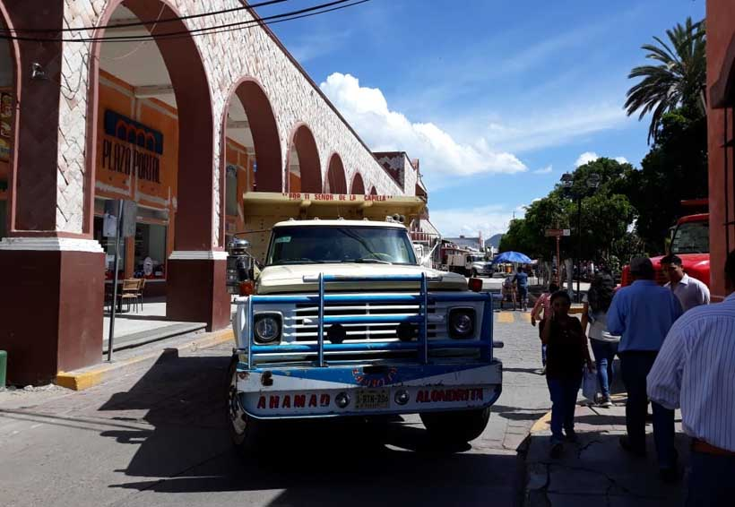En la Mixteca revelan favoritismos  en materialistas   El Imparcial de Oaxaca