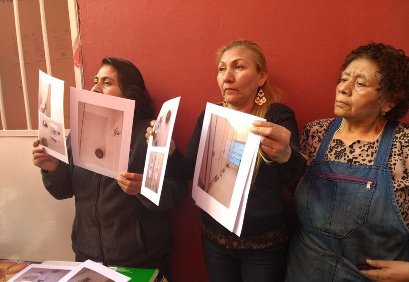 Denuncian locatarios de Oaxaca  diversas anomalías | El Imparcial de Oaxaca