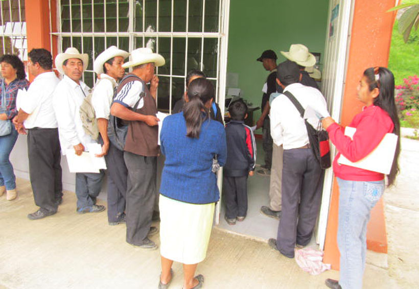 Director de la CDI en Huautla llegará hasta enero de 2019 | El Imparcial de Oaxaca