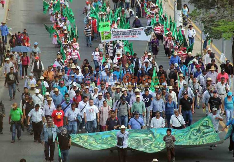 Ahora PUP reclama un  espacio plurinominal en Congreso de Oaxaca | El Imparcial de Oaxaca