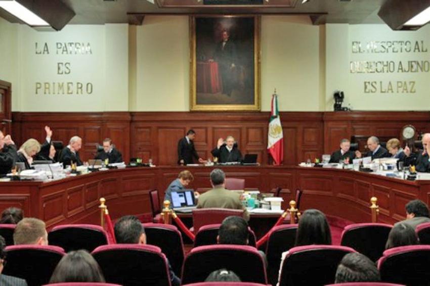 SCJN da entrada a controversia por desaparición de Consejo de la Judicatura | El Imparcial de Oaxaca
