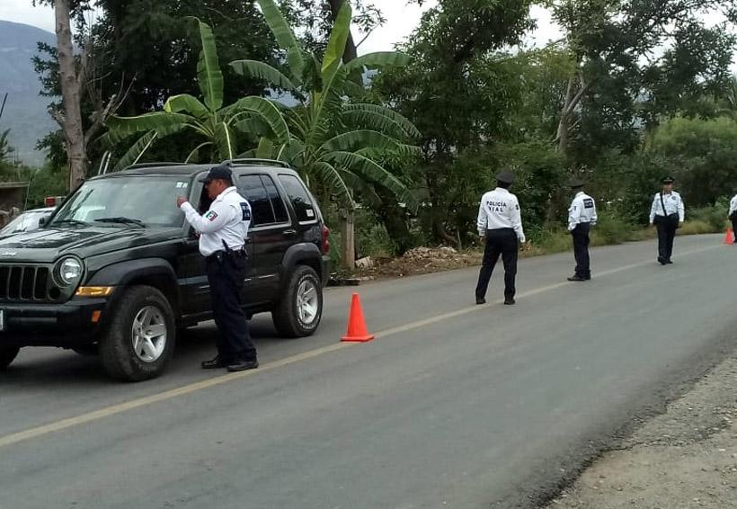 Serán permanentes los Operativos de vigilancia y seguridad en Cuicatlán   El Imparcial de Oaxaca