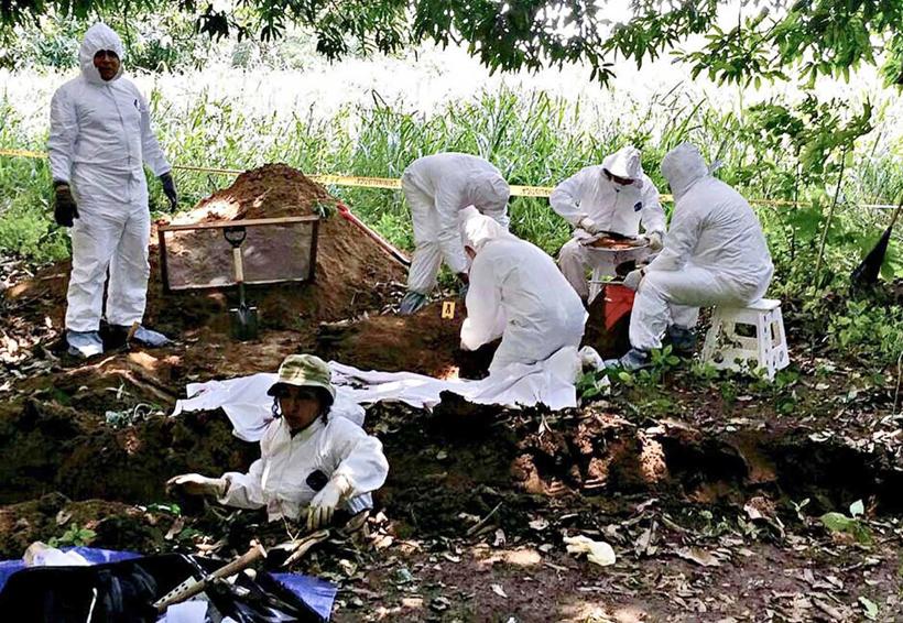 No se hallaron elementos que sustenten incineración en basurero de Cocula: forenses argentinos | El Imparcial de Oaxaca