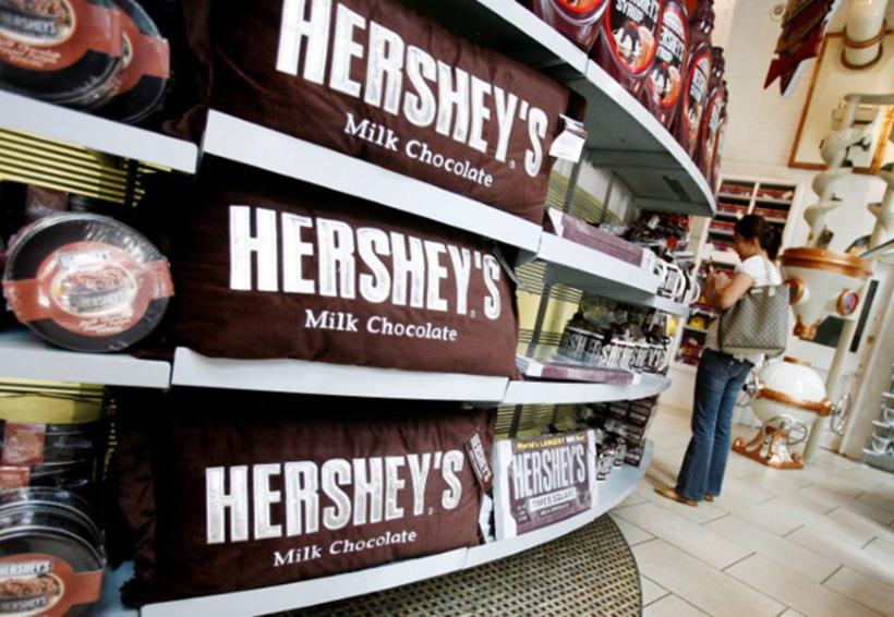 Mala campaña publicitaria de Hershey's; la acusan de clasista y racista | El Imparcial de Oaxaca