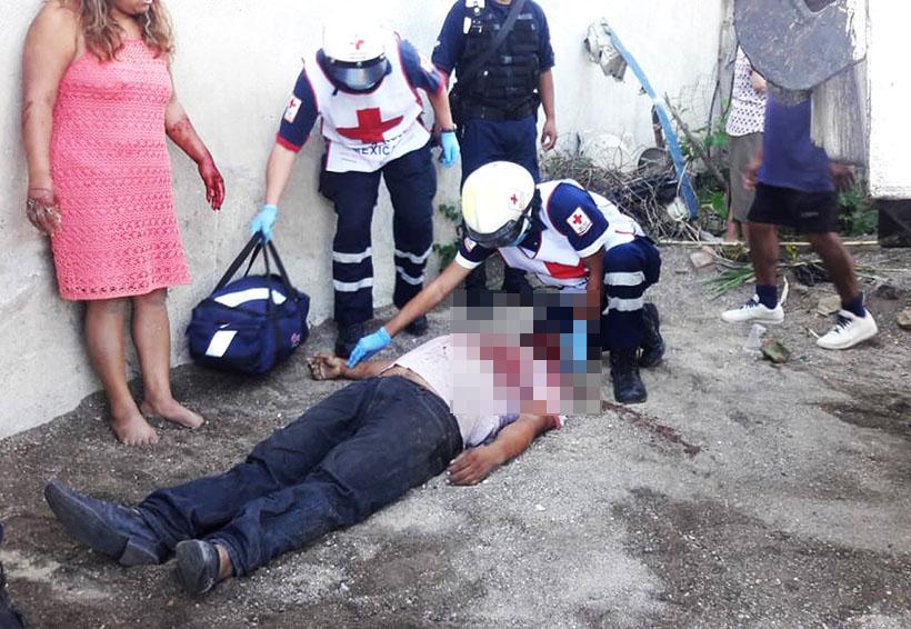 En Santa Ana del Valle, ¡muere al caerle tapa de volteo! | El Imparcial de Oaxaca