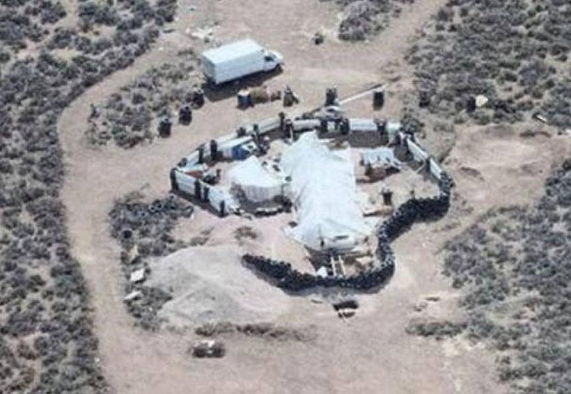 Rescatan a 11 niños en el desierto de Nuevo México | El Imparcial de Oaxaca
