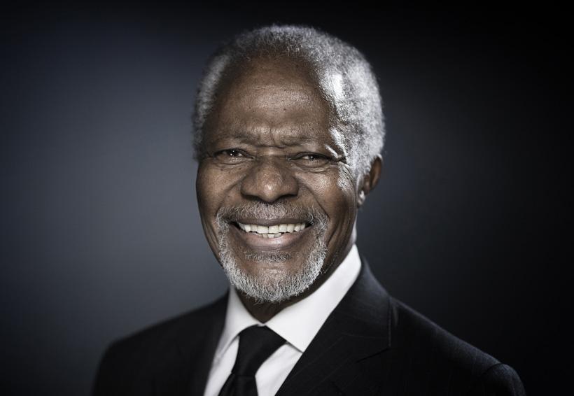 Muere sorpresivamente Kofi Annan a los 80 años | El Imparcial de Oaxaca