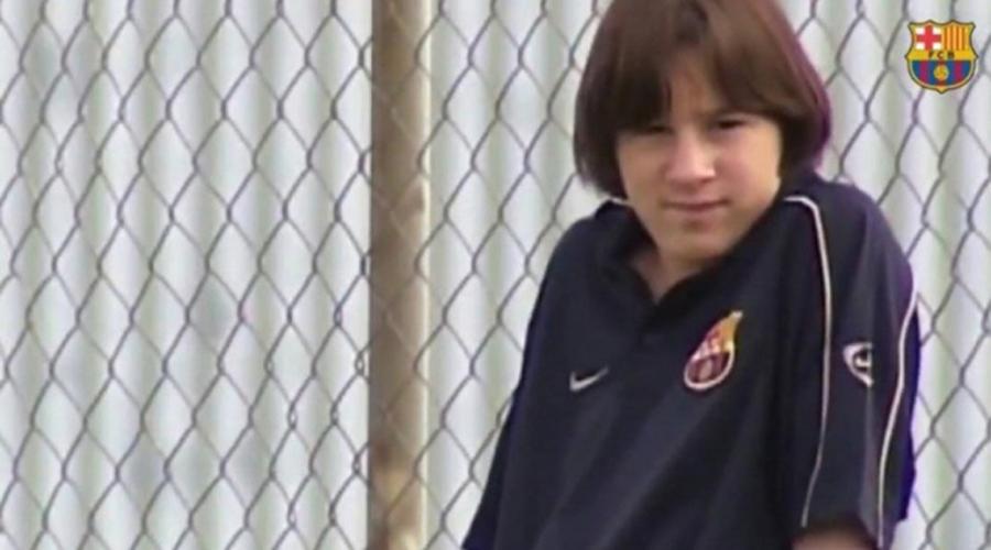 Messi cumple 18 años de romance con Barcelona   El Imparcial de Oaxaca