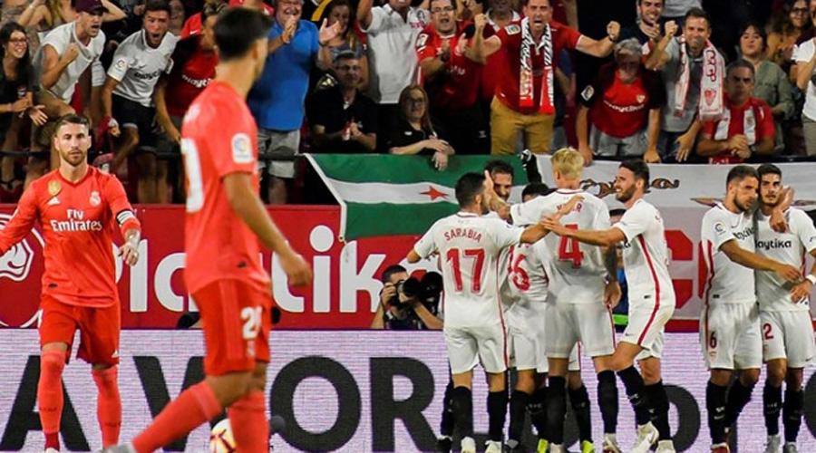 Sevilla zarandea al Real Madrid | El Imparcial de Oaxaca