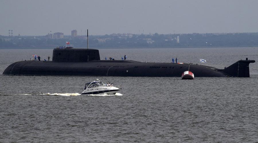 El submarino ruso más secreto, a punto de dejar los astilleros | El Imparcial de Oaxaca