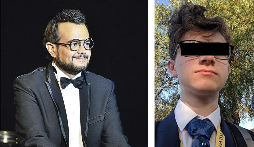 Joven británico acusa a Aleks Syntek por acoso en redes sociales   El Imparcial de Oaxaca
