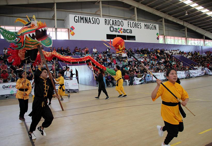 Fiesta marcial en Oaxaca | El Imparcial de Oaxaca