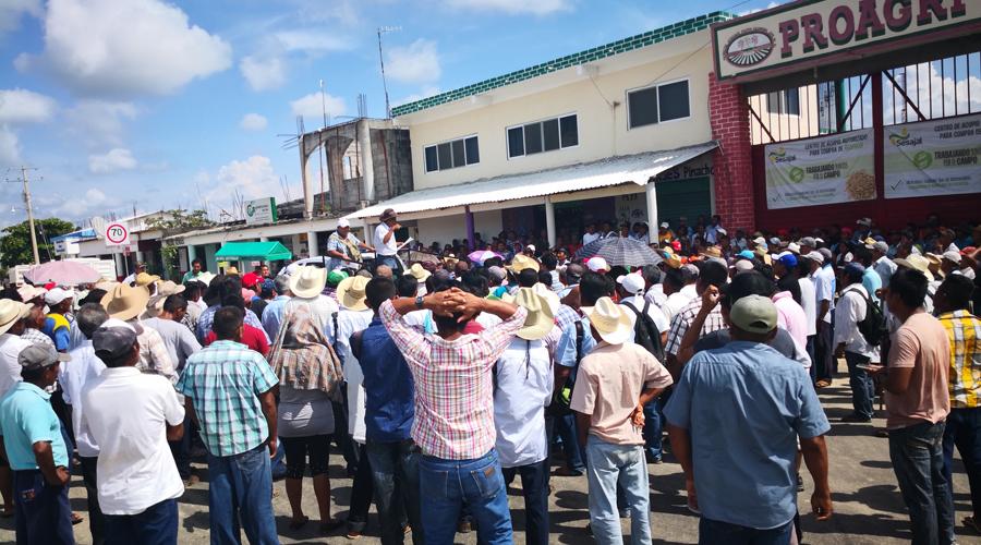 Comuneros de la Costa se amparan | El Imparcial de Oaxaca