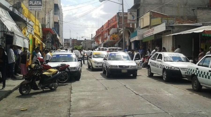 Chocan en la zona  Centro de Huajuapan | El Imparcial de Oaxaca