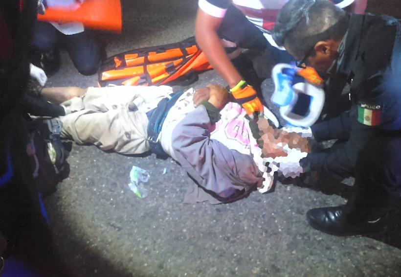 Atropellan a hombre en estado de ebriedad en Santa Rosa Panzacola | El Imparcial de Oaxaca