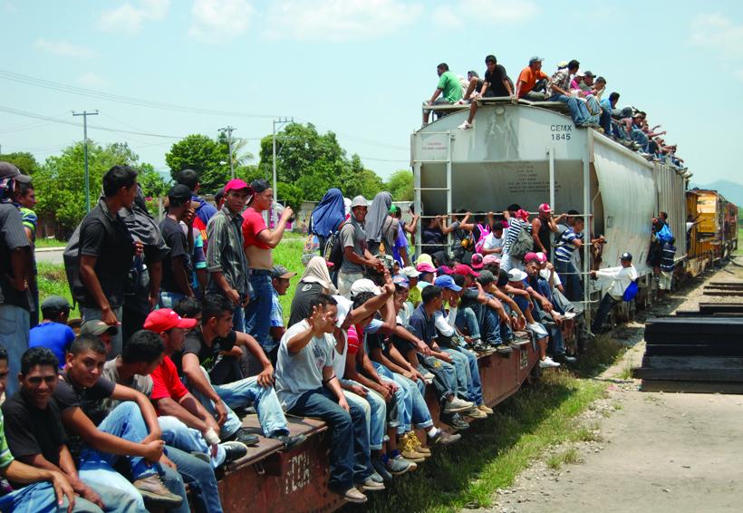 La entidad oaxaqueña sigue siendo riesgosa para migrantes   El Imparcial de Oaxaca