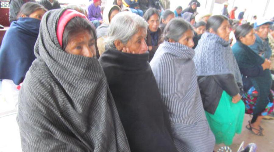 Inicia el otoño con frío y lluvias en la región de la Mixteca de Oaxaca | El Imparcial de Oaxaca