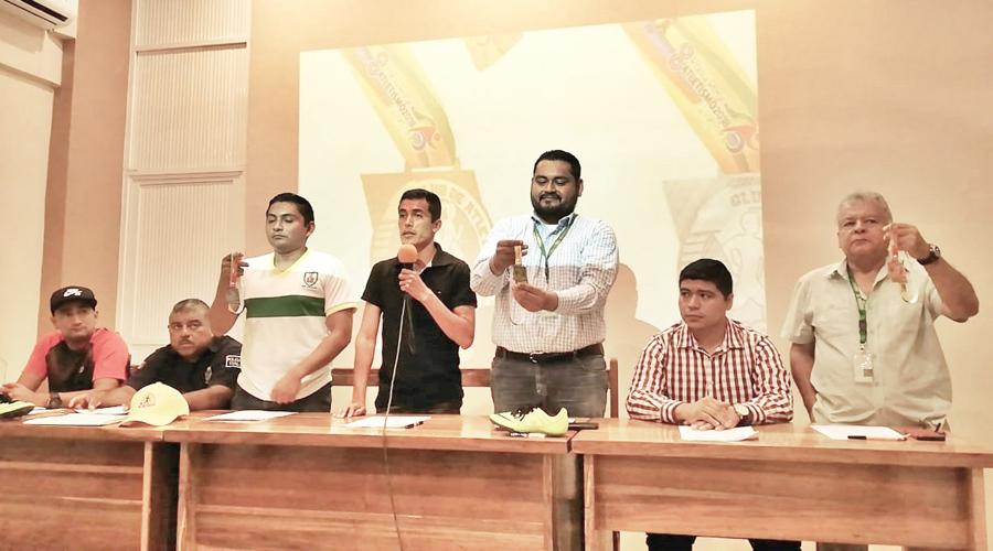 Juchitán; sede de Rally Regional de Atletismo | El Imparcial de Oaxaca