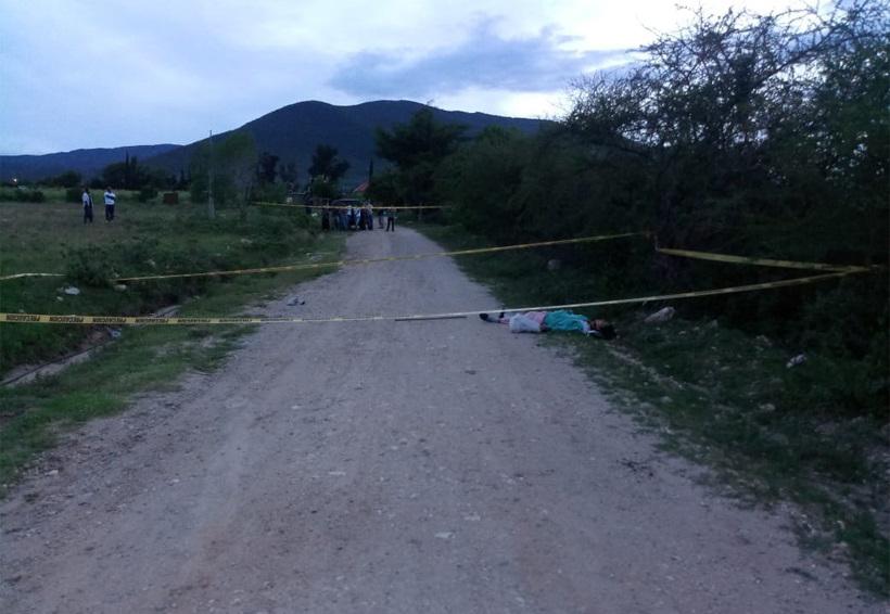 Detiene a supuesto homicida de mujer  en San Simón Almolongas, Miahuatlán | El Imparcial de Oaxaca