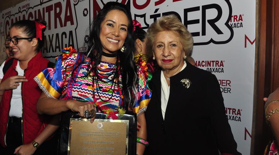 Reconoce Canacintra trayectoria de mujeres líderes en Oaxaca | El Imparcial de Oaxaca