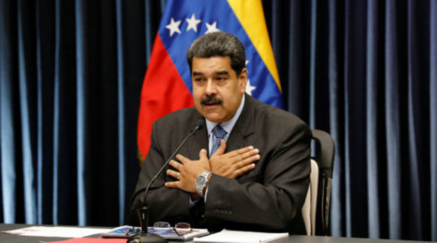 Moviliza Maduro tropas a la frontera con Colombia: Pence   El Imparcial de Oaxaca