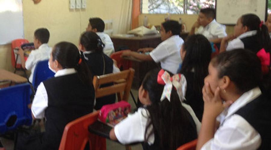 En Etla, suspenden a  estudiantes por  adeudo de multas | El Imparcial de Oaxaca