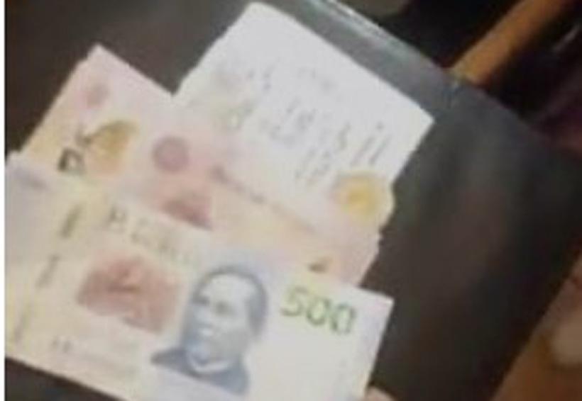 Cliente confunde billete y dejan propina de 500 pesos   El Imparcial de Oaxaca
