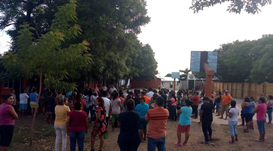 Sigue conflicto en primaria del Istmo | El Imparcial de Oaxaca