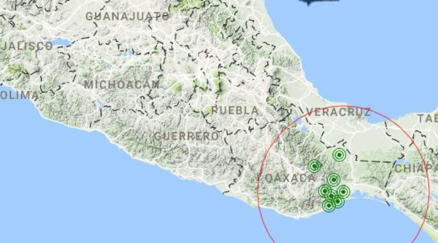 Sigue temblando en Oaxaca   El Imparcial de Oaxaca