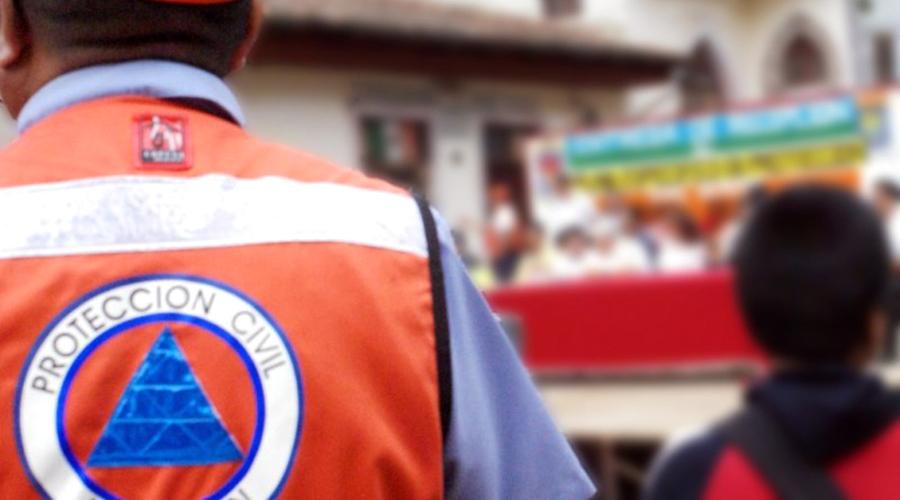 Mujer se arroja de tercer piso durante Macrosimulacro | El Imparcial de Oaxaca