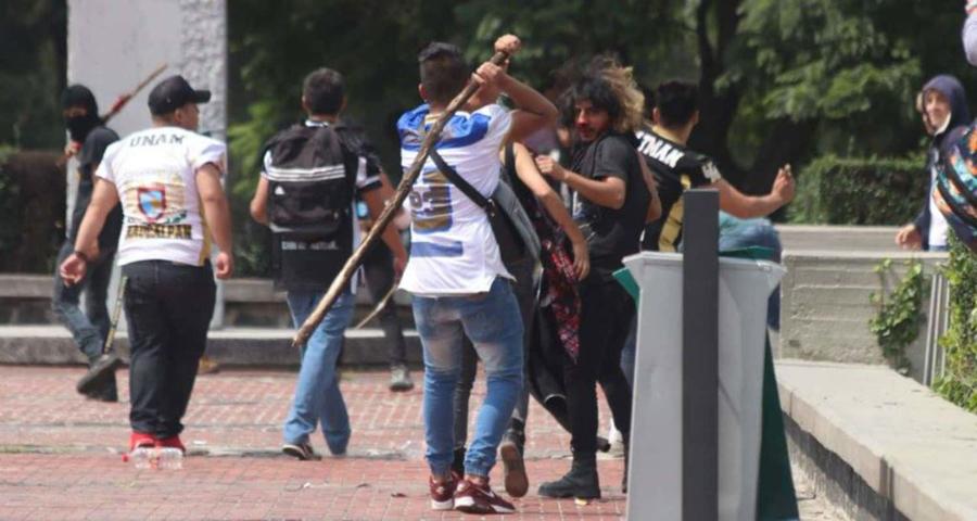 Otro detenido por por presuntas agresiones a estudiantes en CU suman 8 implicados   El Imparcial de Oaxaca