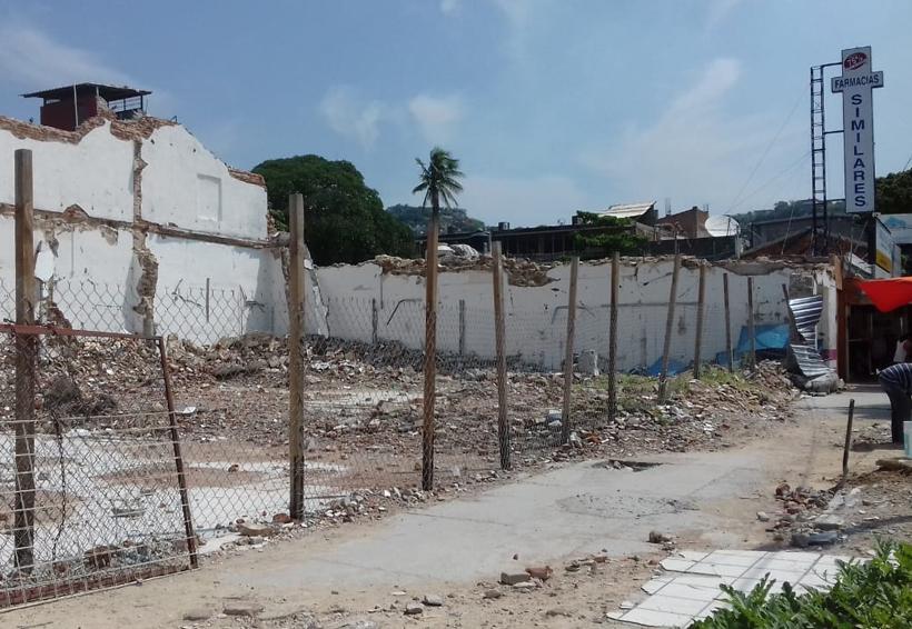 Viviendas de Salina Cruz sin reconstruir a un año de la tragedia   El Imparcial de Oaxaca