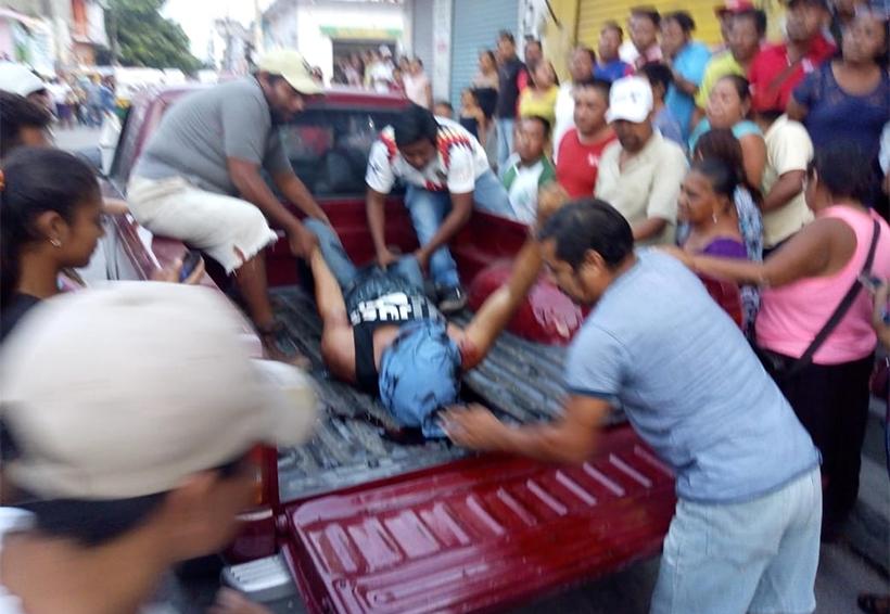 Acribillan a otro hombre en Juchitán   El Imparcial de Oaxaca