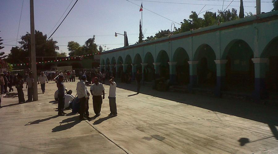 Pobladores van  por revocación de  mandato de edil en San Nicolás, Miahuatlán | El Imparcial de Oaxaca