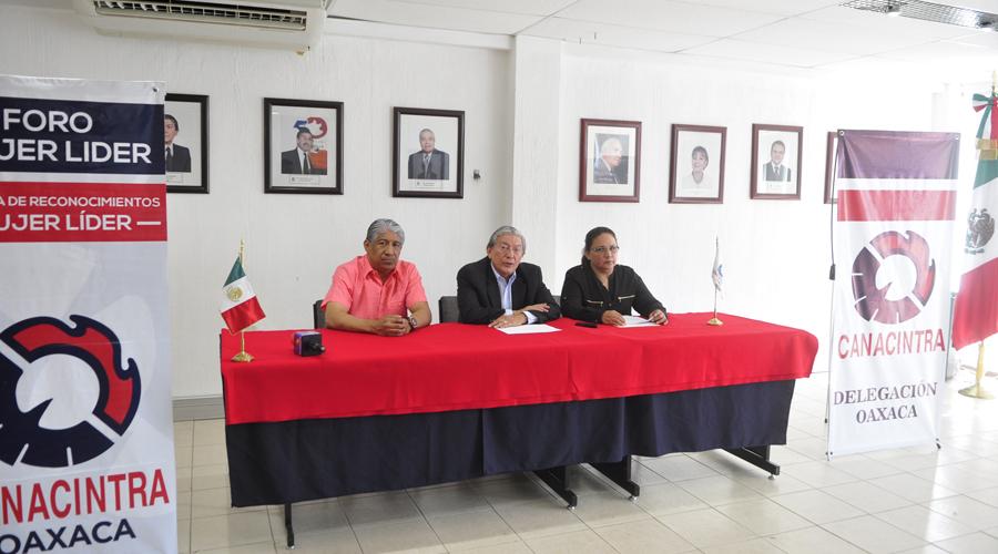Reconocerá Canacintra a oaxaqueñas líderes | El Imparcial de Oaxaca