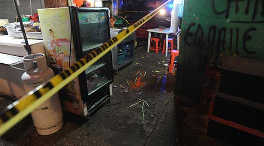 Matan a joven cuando comía en un puesto callejero   El Imparcial de Oaxaca