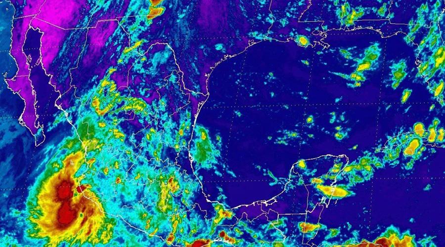 Se forma ciclón en el Pacífico, frente a la Costa de Oaxaca | El Imparcial de Oaxaca