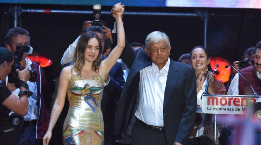 Belinda violó Ley Electoral al apoyar a Morena siendo española | El Imparcial de Oaxaca