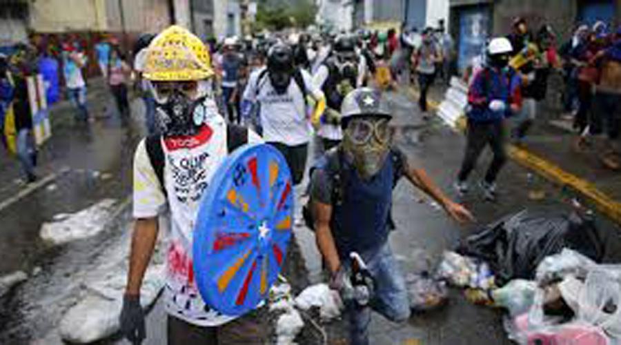 Reporte de Amnistía Internacional: El Estado venezolano ha implementado medidas represivas y ejecuciones extrajudiciales | El Imparcial de Oaxaca