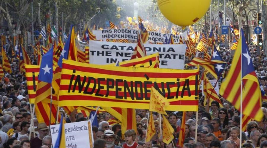 Vuelven a tomar fuerzas las intensiones separatistas en Cataluña | El Imparcial de Oaxaca