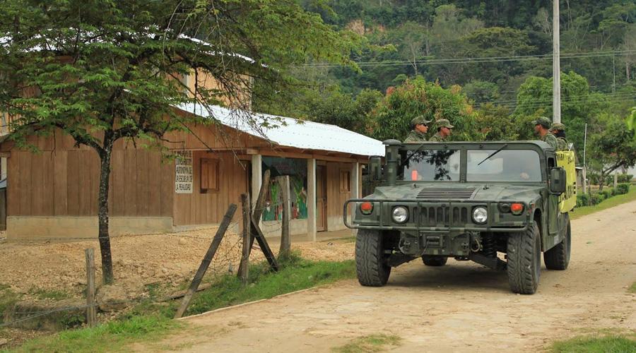 Seguridad de ayuntamientos en Chiapas estará en manos del Ejército | El Imparcial de Oaxaca