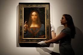Demoran exposición de pintura de Da Vinci en Abu Dabi | El Imparcial de Oaxaca