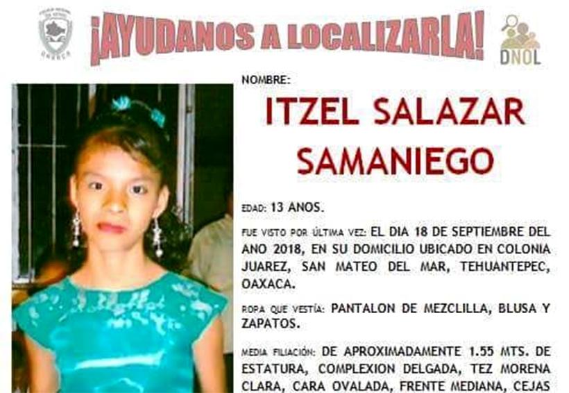Se extravía niña indígena ikoots | El Imparcial de Oaxaca