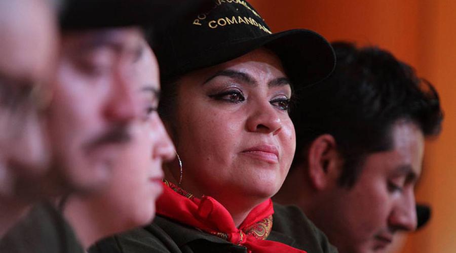 Nestora Salgado acusa a ex fiscal de Guerrero de fabricar caso en su contra | El Imparcial de Oaxaca