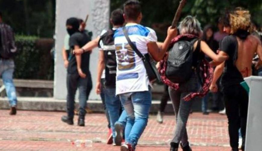 Aprehenden a mujer involucrada en hechos violentos de la UNAM; suman 15 detenidos | El Imparcial de Oaxaca