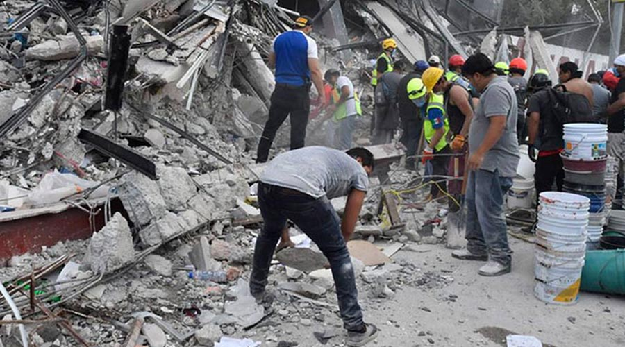 Oaxaqueños deben aprender a construir en zonas sísmicas   El Imparcial de Oaxaca