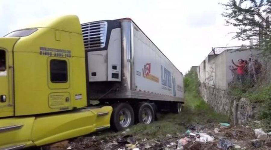 Cesan a otros cinco funcionarios por tráilers con cuerpos en Jalisco | El Imparcial de Oaxaca